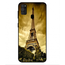Samsung Galaxy M21 Eiffel Tower Case
