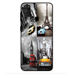 Samsung Galaxy M21 Best Vintage Cover