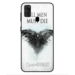 Samsung Galaxy M21 All Men Must Die Cover