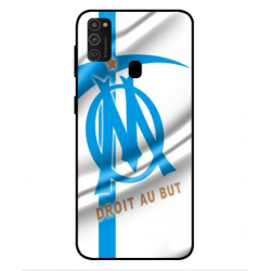 Samsung Galaxy M21 Marseilles Football Case