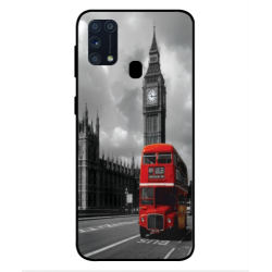 Samsung Galaxy M31 London Style Cover