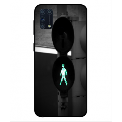 Coque It's Time To Go pour Samsung Galaxy M31