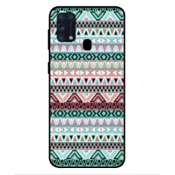Samsung Galaxy M31 Mexican Embroidery Cover