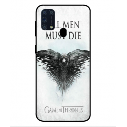 Samsung Galaxy M31 All Men Must Die Cover