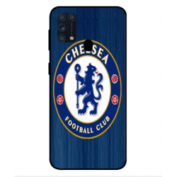 Samsung Galaxy M31 Chelsea Cover