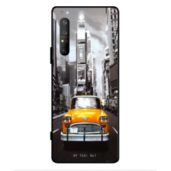 Sony Xperia 1 II New York Taxi Cover