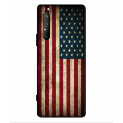 Sony Xperia 1 II Vintage America Cover