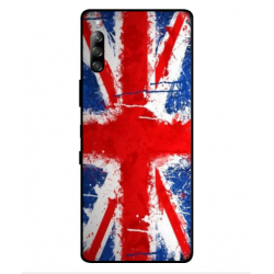 Sony Xperia L4 UK Brush Cover