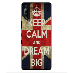 Sony Xperia L4 Keep Calm And Dream Big Cover
