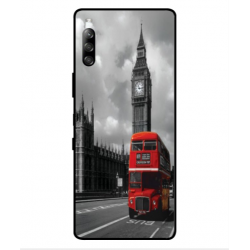 Sony Xperia L4 London Style Cover