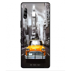 Sony Xperia L4 New York Taxi Cover