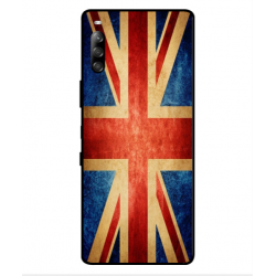 Sony Xperia L4 Vintage UK Case