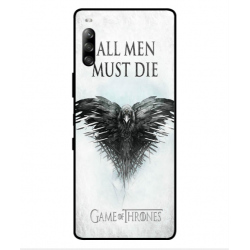 Sony Xperia L4 All Men Must Die Cover
