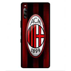 Sony Xperia L4 AC Milan Cover