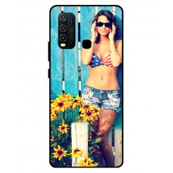 Vivo Y50 Customized Cover