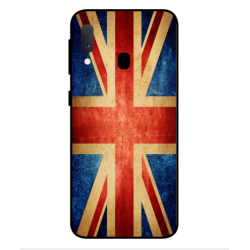 Samsung Galaxy A20e Vintage UK Case
