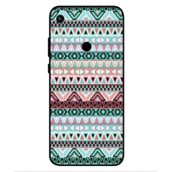Coque Broderie Mexicaine Pour Huawei Honor 8A 2020