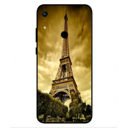 Coque Protection Tour Eiffel Pour Huawei Honor 8A 2020