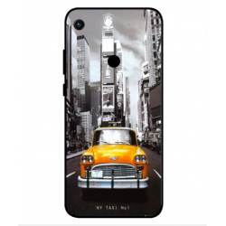 Coque New York Taxi Pour Huawei Honor 8A 2020