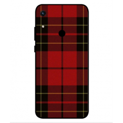 Coque Broderie Suédoise Pour Huawei Honor 8A 2020