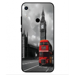 Huawei Honor 8A 2020 London Style Cover