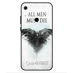 Protection All Men Must Die Pour Huawei Honor 8A 2020