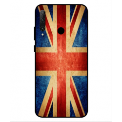 Coque Vintage UK Pour Huawei Honor 20e