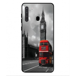 Samsung Galaxy A21 London Style Cover