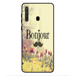 Samsung Galaxy A21 Hello Paris Cover