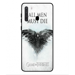 Samsung Galaxy A21 All Men Must Die Cover