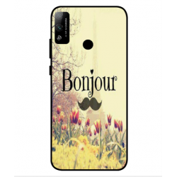 Coque Hello Paris Pour Huawei Honor Play 4T