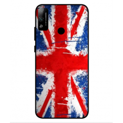 Coque UK Brush Pour Huawei Honor Play 4T