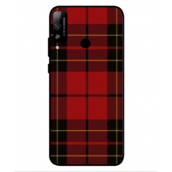 Coque Broderie Suédoise Pour Huawei Honor Play 4T