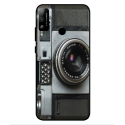 Coque Appareil Photo pour Huawei Honor Play 4T