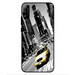 Coque New York Pour Huawei Honor Play 4T