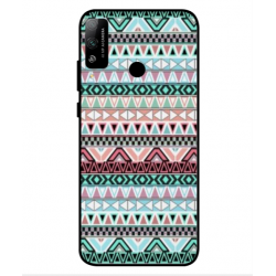 Coque Broderie Mexicaine Pour Huawei Honor Play 4T