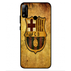 Coque FC Barcelone Pour Huawei Honor Play 4T