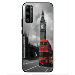 Carcasa London Style Para Huawei Honor 30 Pro Plus