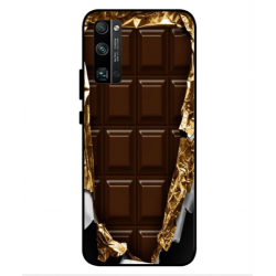 Funda Protectora 'I Love Chocolate' Para Huawei Honor 30 Pro Plus
