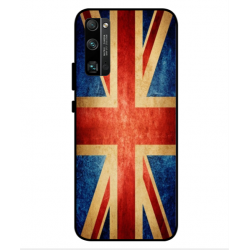 Funda Vintage UK Para Huawei Honor 30 Pro Plus