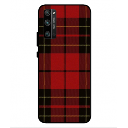 Coque Broderie Suédoise Pour Huawei Honor 30 Pro Plus