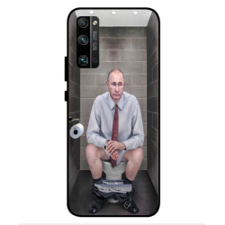 Huawei Honor 30 Pro Plus Vladimir Putin On The Toilet Cover