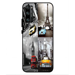 Huawei Honor 30 Pro Best Vintage Cover