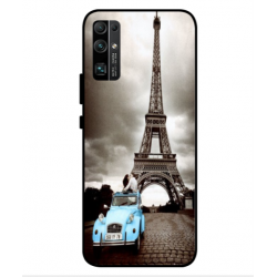 Huawei Honor 30 Vintage Eiffel Tower Case