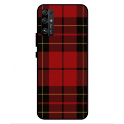 Coque Broderie Suédoise Pour Huawei Honor 30