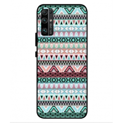 Coque Broderie Mexicaine Pour Huawei Honor 30