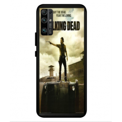 Huawei Honor 30 Walking Dead Cover