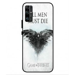 Huawei Honor 30 All Men Must Die Cover