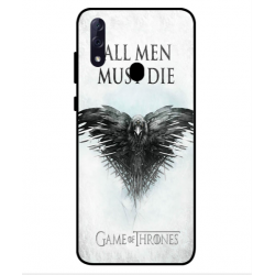 Protection All Men Must Die Pour ZTE Blade 10 Prime