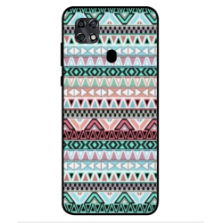 ZTE Blade 20 Mexican Embroidery Cover